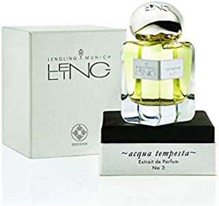 LENGLING Munich No.3 Acqua Tempesta Extrait De Parfum, 50 ml