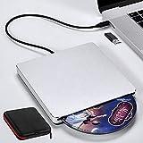 Best External Cd Dvd Burners - External DVD Drive USB 3.0/USB-C Portable CD DVD+/-RW Review