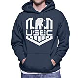 Cloud City 7 USEC Escape from Tarkov Men's Hooded Sweatshirt