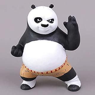 Toy Kids Christmas Birthday Gift Kung Fu Panda 3 Po Movie PVC Action Figure Collectible Model 19cm