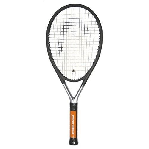 HEAD Ti S6 Tennis Racket – Pre-Strung Head Heavy Balance 27.75 Inch Adult Racquet – 4 1/4 In Grip