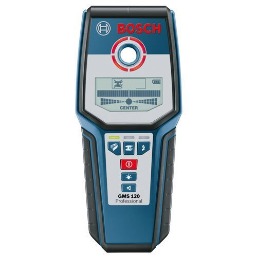 Bosch XS-ProSPEC GMS 120 Escáner de pared, detector de cables, metal y madera