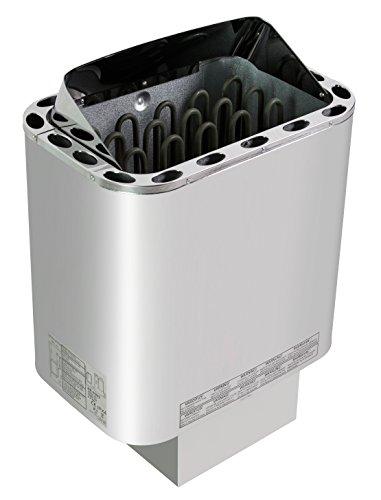 Saunaöfen Sawo Nordex Next 8,0 kW | Steuergerät: Benötigt seperaten Steuergerät