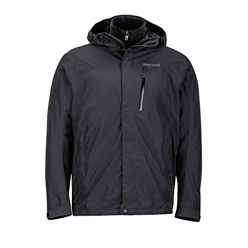 Marmot Ramble Component Jacket Impermeable Rígido, Chubasquero, Resistente Al...