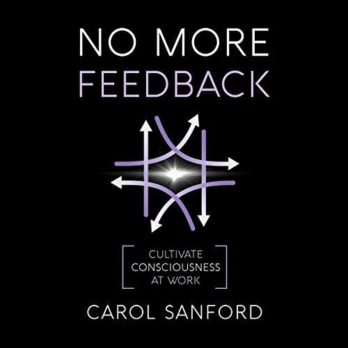 No More Feedback audiobook cover art