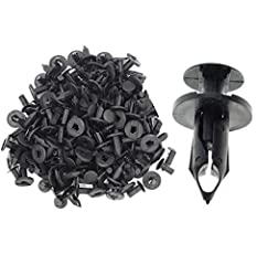 Part #: 7661855, please check the part # or dimensions above with picture for details. These clips are widely used on vehicles. Head Diameter: 15mm Stem Length: 20mm Fits Hole Size: 8mm Shipping from our USA warehouse, fast shipping and good service.