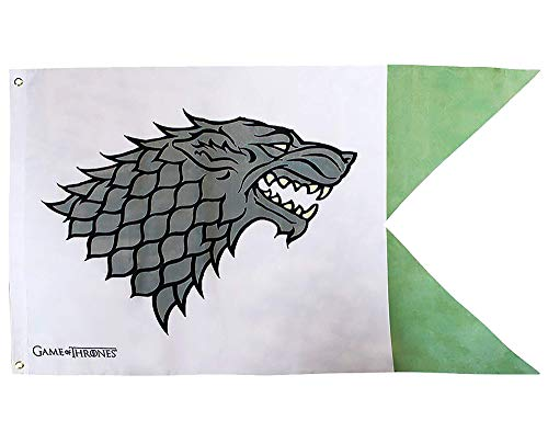 ABYstyle Le Game of Thrones - Drapeau - Stark (70 x 120 cm)