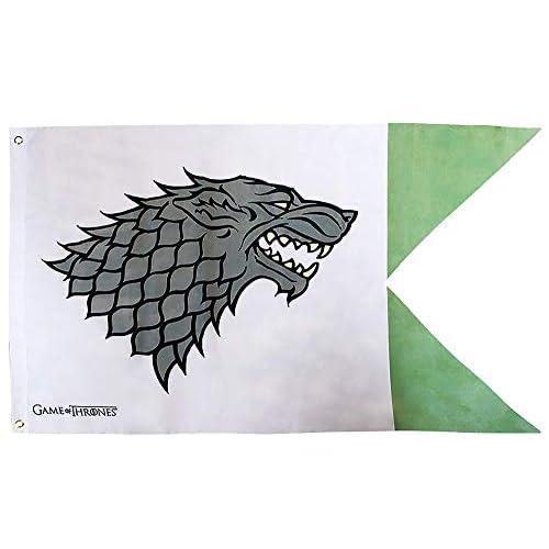 ABYstyle – Il Trono di Spade – Bandiera – Stark (70x120 cm)