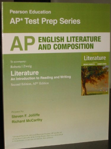 AP English Literature and Composition, To accompany Literature: An Intro. to Reading and Writing, 2nd Edition (AP* Test