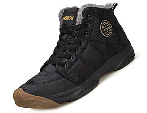 SINOES Damen 599-1908 Klassische Stiefeletten Waterproof Stiefel Ankle Boot Worker Boots Schwarz 36 EU