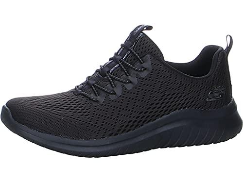 Skechers Sport Womens Ultra Flex 2.0 LITE-Groove Sneakers Damen schwarz, Schuhgröße:39 EU