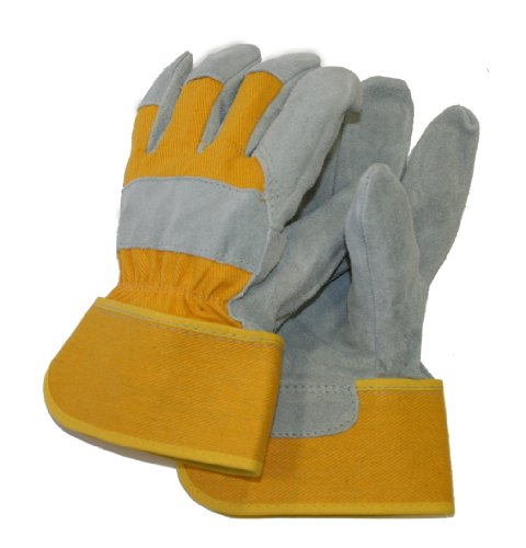 Town & Country TGL409 Original General Purpose Rigger Town and Country Mens Leather Palm Gloves, 0,...