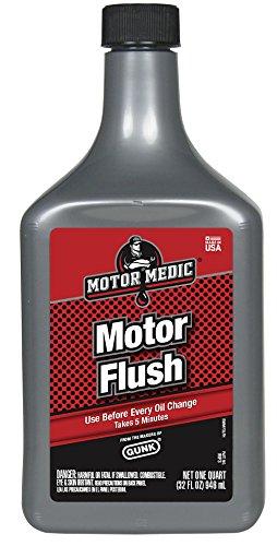 Niteo Motor Medic MF3 5-Minute Motor Flush - 32 oz, Multicolor