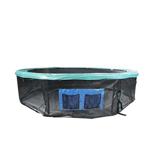 Greenbay Outdoor Trampoline Base Skirt Safety Net Surrounds Universal Fit 8FT Trampoline