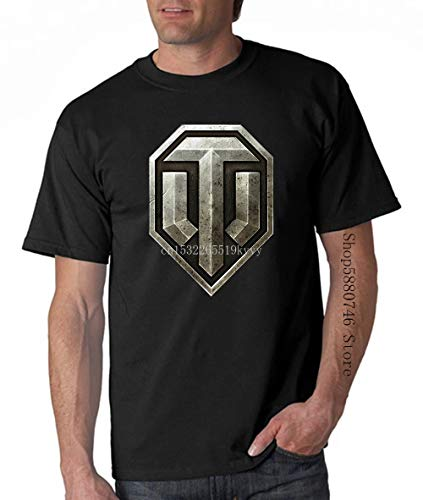 World of Tanks T Shirts WOT Fitness Short Sleeve T-Shirts Loose Casual T Shirt Tops