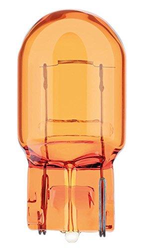 Preisvergleich Produktbild HELLA 8GP 009 021-002 Glühlampe - WY21W - Standard - 12V / 21W - W3x16d - Schachtel - Menge: 10