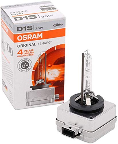 Günstige Alternative: Osram Xenarc Original D1S HID Xenon-Brenner in Erstausrüster-Qualität