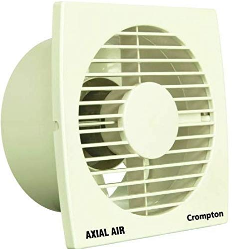 crompton Axial Air High-Speed Plastic Exhaust/Ventilation...