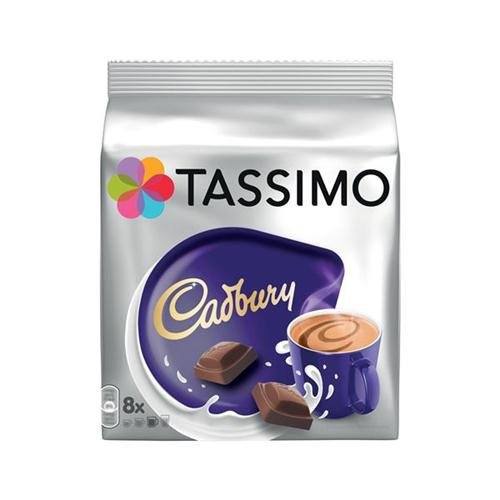Tassimo™ Cadbury®, Heiße Schokolade, Kakao, 5 Packungen