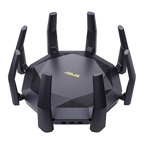 ASUSTek WiFi 無線 ルーター WiFi6 4804+1148Mbps デュアルバンド RT-AX89X【 メッシュ機能付 】【PS5/Nint...