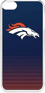 Skinit NFL Denver Broncos iPod Touch 6th Gen LeNu Case - Denver Broncos Breakaway Design - Premium Vinyl Decal Phone Cover