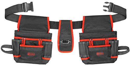 Connex Werkzeuggürtel mit 2 Taschen a 8 Fächer thumbnail