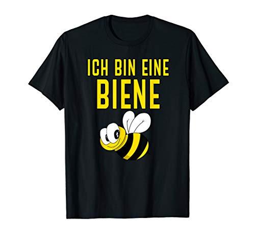 Ich Bin Eine Biene Geschenk Bienen Bienenflüsterer T-Shirt T-Shirt