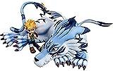 Wadsf Digimon Monster Garurumon Anime Figura Modelo Estatua Decoración Collector Juguete para niños en Caja 9 5 cm 9 5 cm