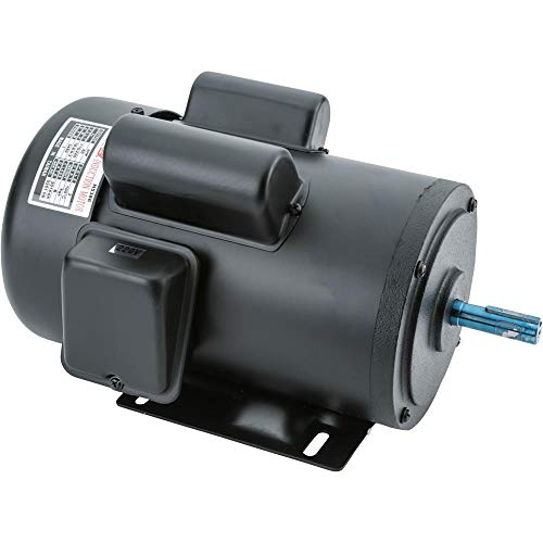 Grizzly Industrial H5386 - Motor 2 HP Single-Phase 3450 RPM 110V/220V