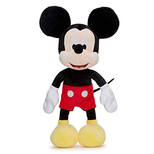 Simba mickey_mouse Peluche, multicolor, 35cm (6315874846)