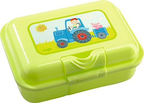 HABA 302821 302821-Brotdose Traktor