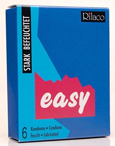 Rilaco Easy - Preservativos (6 piezas)