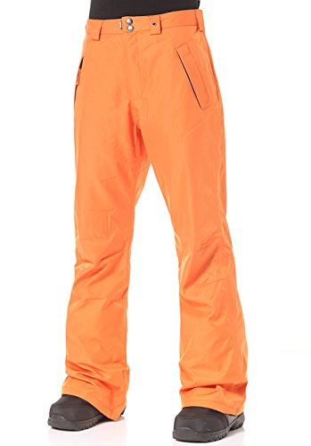 Light Pantalon pour Femme Chaud spécial extérieur-Yoko XS Orange - Orange Roux