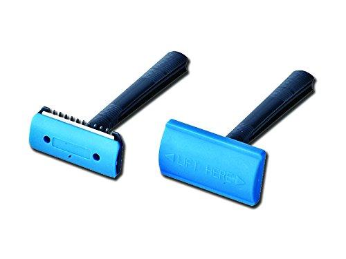 SUMBOW HOLDING MEDICAL INSTRUMENTS SM70022-1D chirurgisch scheermes, één mes met kam (50 stuks)