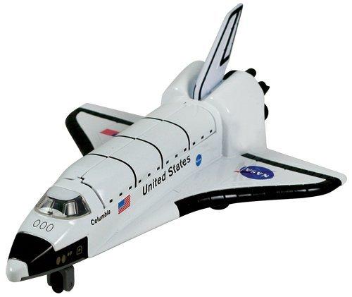 Toyland NASA Space Shuttle Pullback [ Spielzeug ]