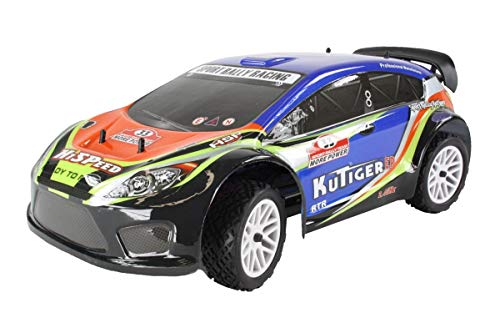 RC Auto kaufen Rally Car Bild: HSP Rally Car Kutiger 1 10 RTR 4WD Blau 94118*