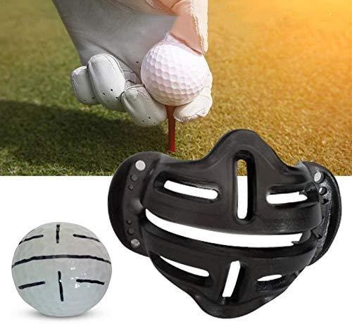 新しいゴルフボールの合わせラインマーカーマークテンプレートは、テンプレートのリニアパット位置決めボールマークアライメントがクリップツールを置く描きます