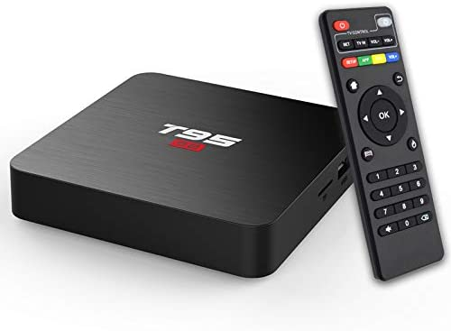 T95 S2 Android TV Box Android 7 1 TV Box 2GB RAM 16GB ROM Amlogic S905W Quad core HDMI HD Support product image