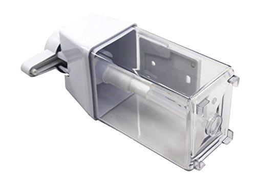 Wasserrose® SEIFENSPENDER FÜR 500 ml Inhalt FÜR FLÜSSIGE SEIFEN Shampoo DUSCHGELS Made IN Germany