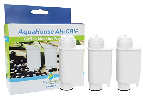 3x AquaHouse AH-CBIP Compatible para Brita Intenza + /
