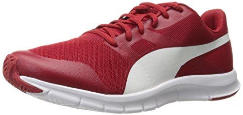 Men's Flexracer Fashion Sneaker, Barbados Cherry, 10 M US