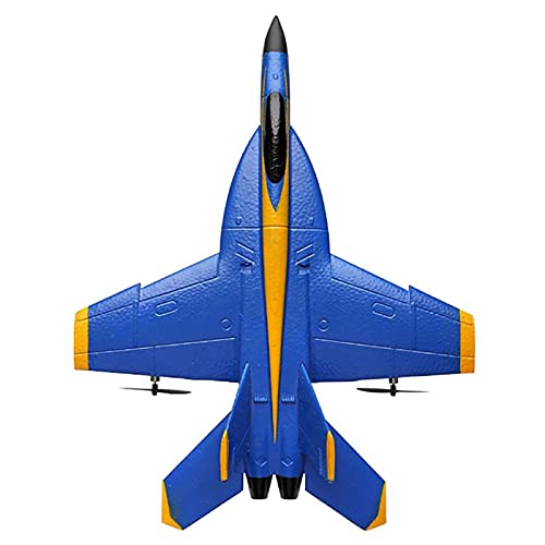 SRR A190 F-18 RC Aereo F/A-18C, Fit for Hornet 2Channel 2.4GHZ Radio Control Airplane 6Axis Drone Remote Control Aircraft Aliante, RC Aircraft Aliante