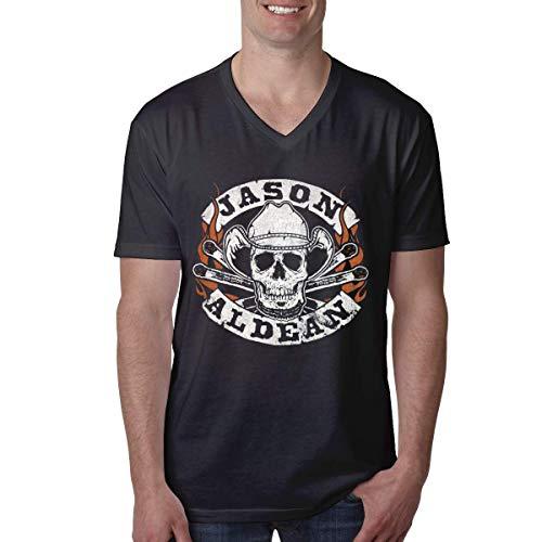 Ao Li Ka Dance Gavin - Camiseta deportiva para hombre, manga corta, cuello en V