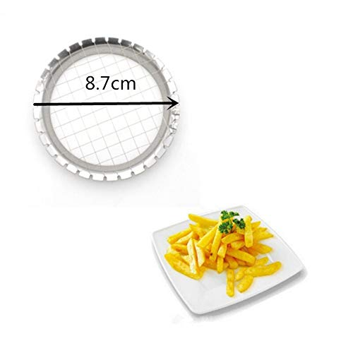 Wjfijz Fruit cutter Stainless Steel Apple Slicer Kitchen Accessories Tool Gadgets aspicture