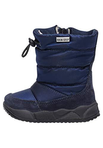Falcotto POZNURR-Wattierter Stiefel-Blau blau 23