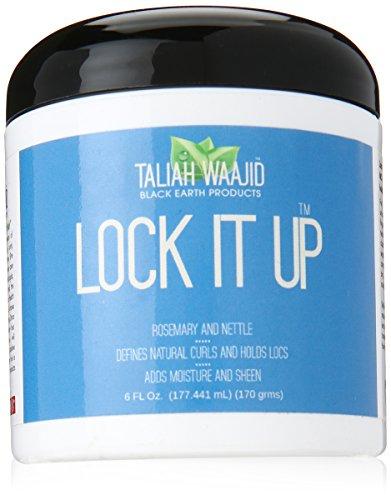 Taliah Waajid Black Earth Products Lock It Up, 6 Ounce