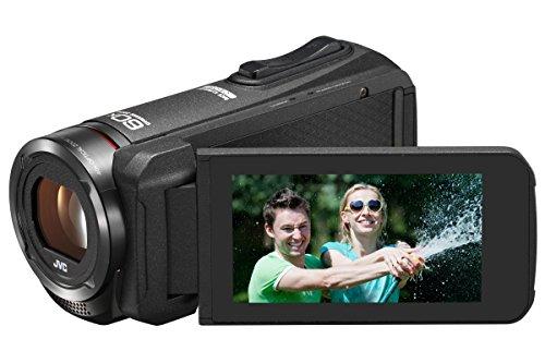 JVC GZ-RX515 Everio Quad Proof Full HD Camcorder - Black (40x Zoom, Wi-Fi)