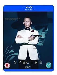 Spectre [Blu-ray] [2015] (B00QS3NY1A) | Amazon price tracker / tracking, Amazon price history charts, Amazon price watches, Amazon price drop alerts