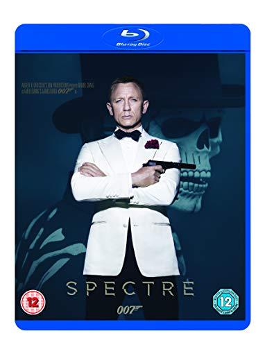 Spectre [Blu-ray] [2015]