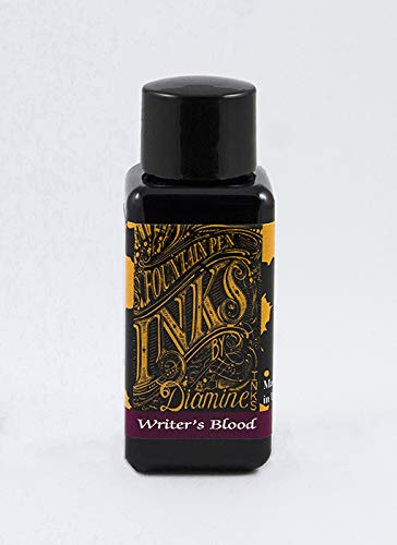 Diamine Tinta de Pluma Estilográfica 30ml - Writer's Blood